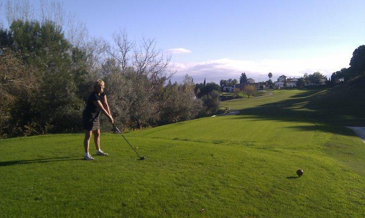 Santa Maria Golf Club Marbella Spain. www.santamariagolfclub.com