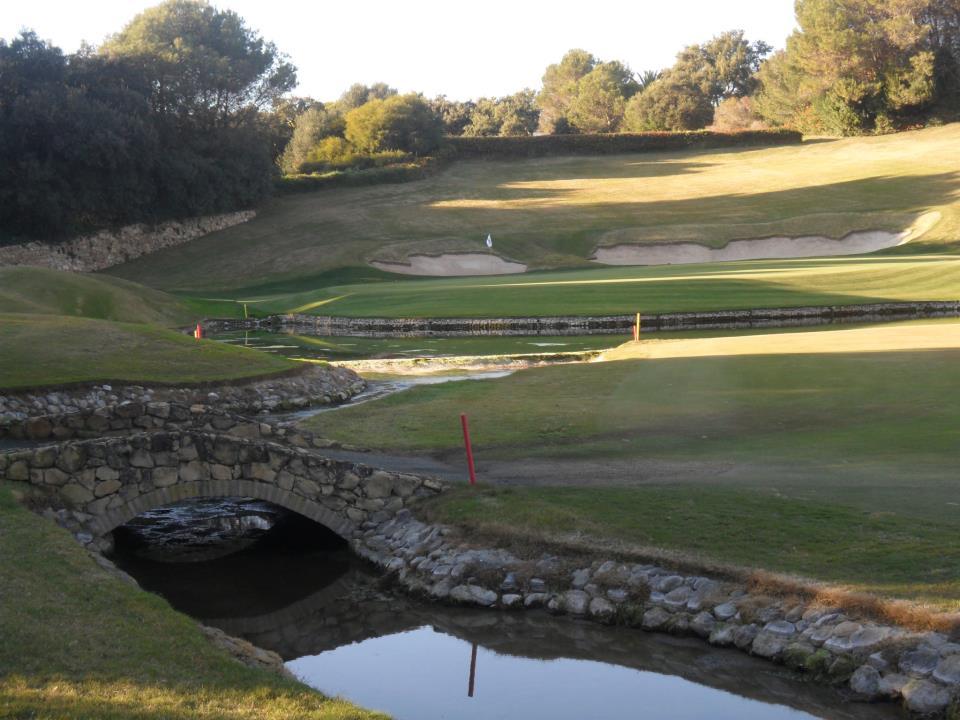 Valderrama Golf Club Spain. www.valderrama.com