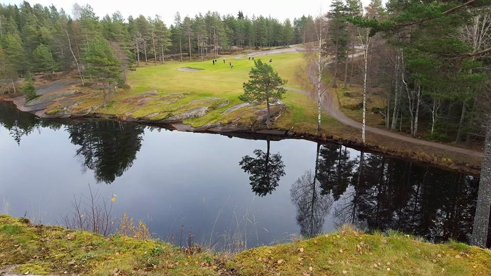 Kjekstad Golf Club Norway