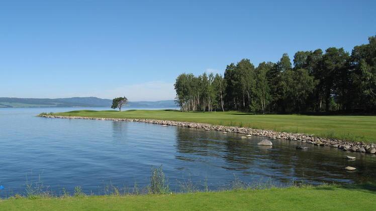 Atlungstad Golf Club Norway.