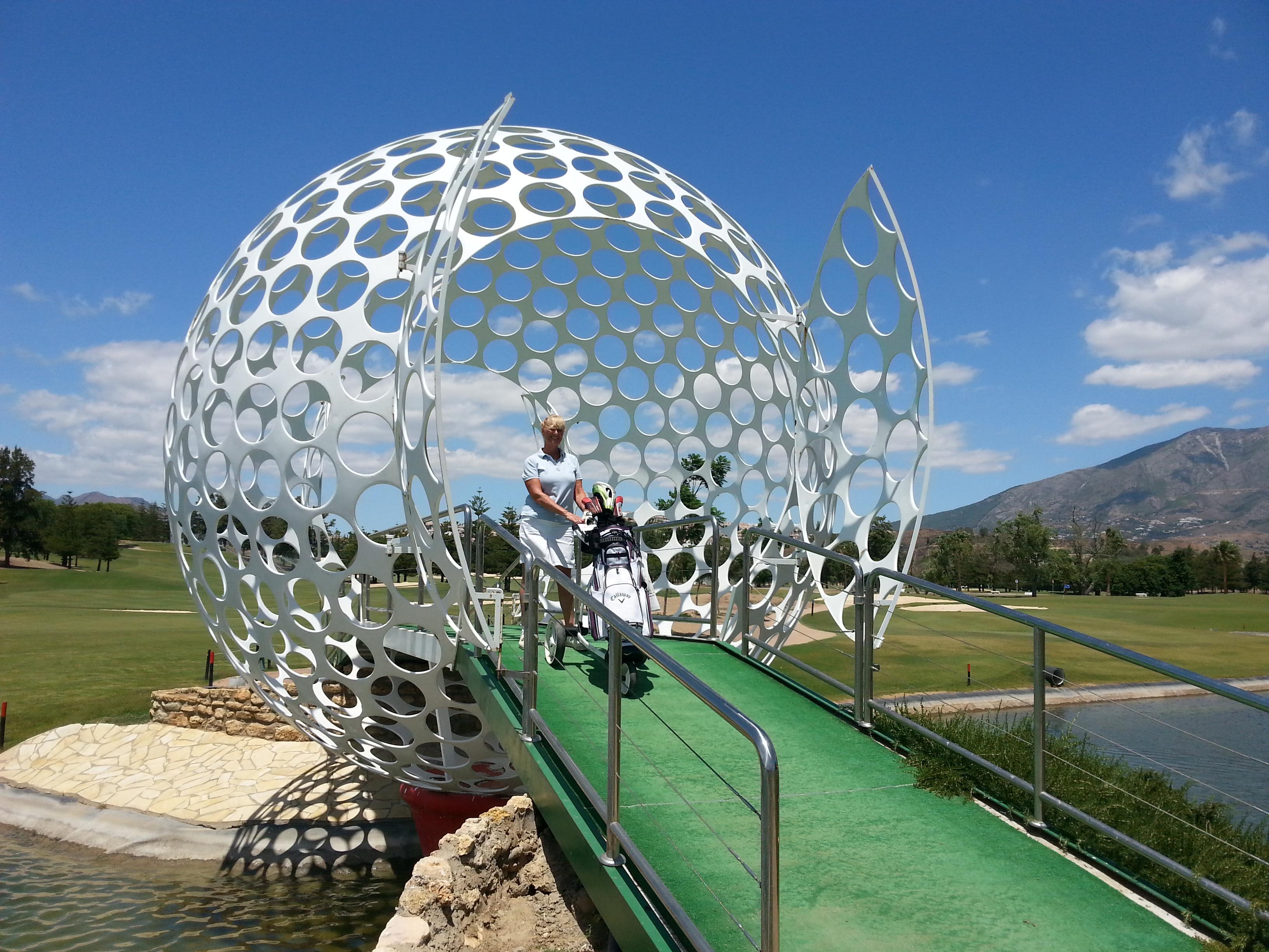 Mijas Golf Los Lagos Spain