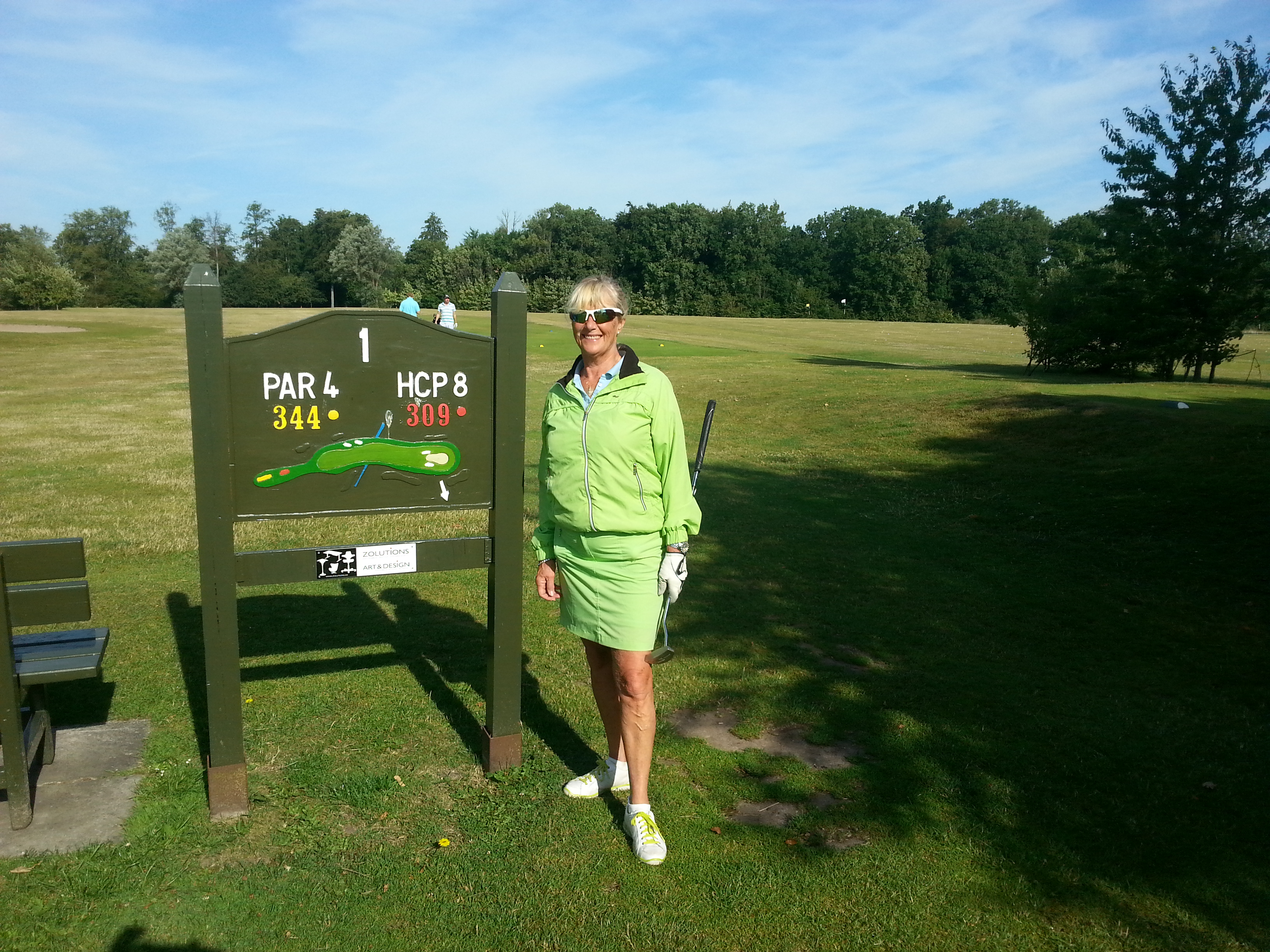 Falster Golf Club Denmark